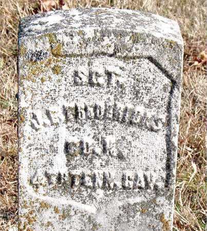 FREDERICK  (VETERAN UNION), J. E. - Carroll County, Arkansas | J. E. FREDERICK  (VETERAN UNION) - Arkansas Gravestone Photos