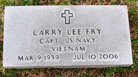 FRY (VETERAN VIET), LARRY LEE - Carroll County, Arkansas | LARRY LEE FRY (VETERAN VIET) - Arkansas Gravestone Photos