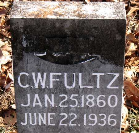 FULTZ, C.  W. - Carroll County, Arkansas | C.  W. FULTZ - Arkansas Gravestone Photos