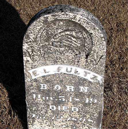 FULTZ, E. L. - Carroll County, Arkansas | E. L. FULTZ - Arkansas Gravestone Photos