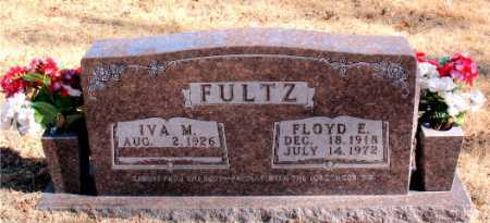 FULTZ, FLOYD  E. - Carroll County, Arkansas | FLOYD  E. FULTZ - Arkansas Gravestone Photos
