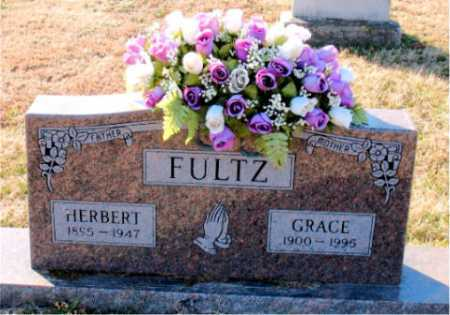 FULTZ, HERBERT - Carroll County, Arkansas | HERBERT FULTZ - Arkansas Gravestone Photos