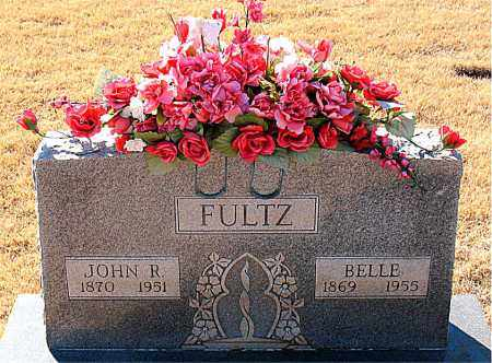 FULTZ, BELLE - Carroll County, Arkansas | BELLE FULTZ - Arkansas Gravestone Photos
