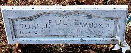 FULTZ, NANCY C. - Carroll County, Arkansas | NANCY C. FULTZ - Arkansas Gravestone Photos