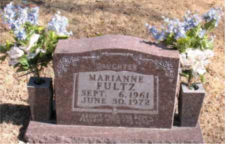 FULTZ, MARIANNE - Carroll County, Arkansas | MARIANNE FULTZ - Arkansas Gravestone Photos