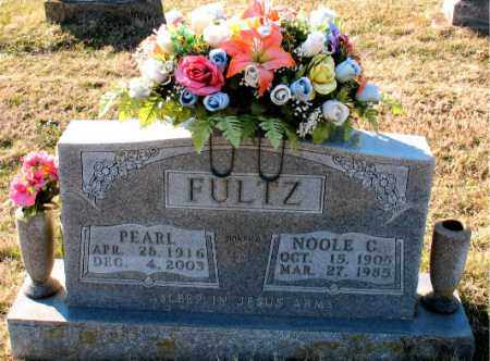 FULTZ, NOOLE  C. - Carroll County, Arkansas | NOOLE  C. FULTZ - Arkansas Gravestone Photos