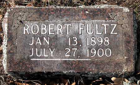 FULTZ, ROBERT - Carroll County, Arkansas | ROBERT FULTZ - Arkansas Gravestone Photos