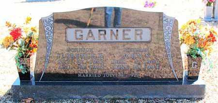 GARNER, FLORENCE B. - Carroll County, Arkansas | FLORENCE B. GARNER - Arkansas Gravestone Photos