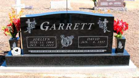 GARRETT, JOELLYN - Carroll County, Arkansas | JOELLYN GARRETT - Arkansas Gravestone Photos