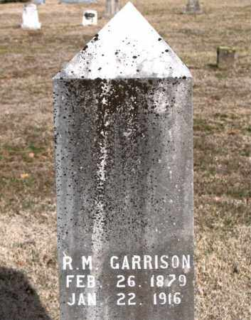 GARRISON, R M - Carroll County, Arkansas | R M GARRISON - Arkansas Gravestone Photos