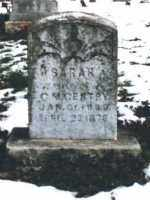 MCELYEA GENTRY, SARAH J. - Carroll County, Arkansas | SARAH J. MCELYEA GENTRY - Arkansas Gravestone Photos