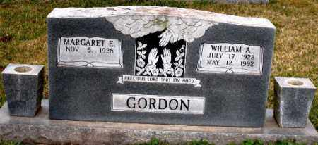 GORDON, WILLIAM A. - Carroll County, Arkansas | WILLIAM A. GORDON - Arkansas Gravestone Photos
