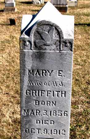 GRIFFITH, MARY E. - Carroll County, Arkansas | MARY E. GRIFFITH - Arkansas Gravestone Photos