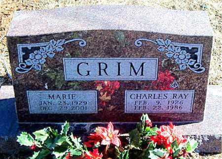 GRIM, CHARLES RAY - Carroll County, Arkansas | CHARLES RAY GRIM - Arkansas Gravestone Photos