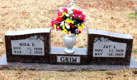 GRIM, MIRA  E. - Carroll County, Arkansas | MIRA  E. GRIM - Arkansas Gravestone Photos