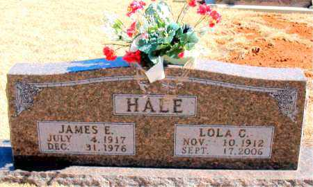 HALE, JAMES E. - Carroll County, Arkansas | JAMES E. HALE - Arkansas Gravestone Photos