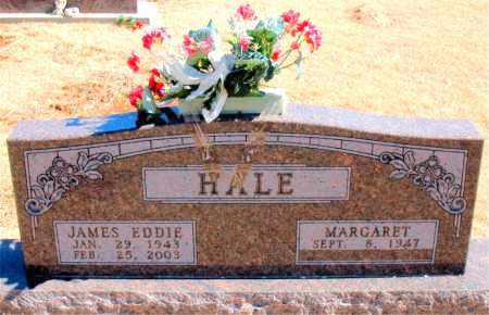 HALE, JAMES EDDIE - Carroll County, Arkansas | JAMES EDDIE HALE - Arkansas Gravestone Photos