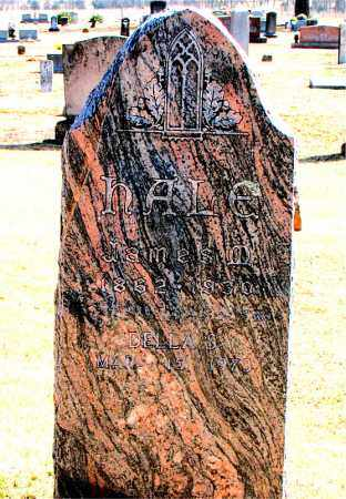 HALE, JAMES M. - Carroll County, Arkansas   JAMES M. HALE - Arkansas Gravestone Photos