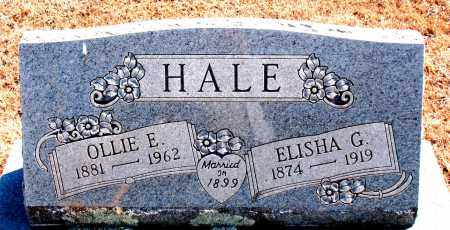 HALE, OLLIE E. - Carroll County, Arkansas | OLLIE E. HALE - Arkansas Gravestone Photos