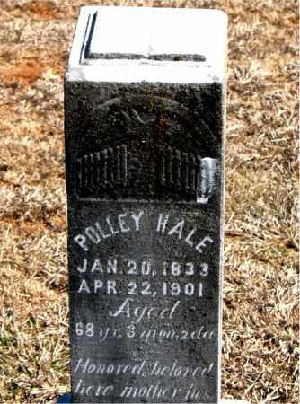 HALE, POLLEY - Carroll County, Arkansas | POLLEY HALE - Arkansas Gravestone Photos