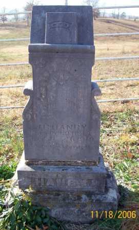 HANBY, J. R. - Carroll County, Arkansas | J. R. HANBY - Arkansas Gravestone Photos