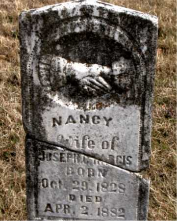 HARGIS, NANCY - Carroll County, Arkansas | NANCY HARGIS - Arkansas Gravestone Photos