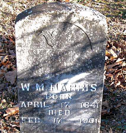 HARRIS, W. M. - Carroll County, Arkansas | W. M. HARRIS - Arkansas Gravestone Photos