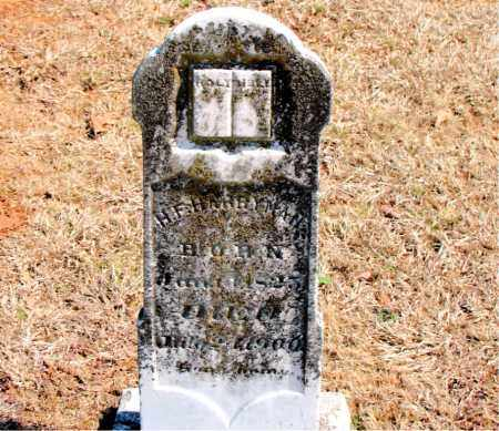 HARRYMAN, H. F. - Carroll County, Arkansas | H. F. HARRYMAN - Arkansas Gravestone Photos