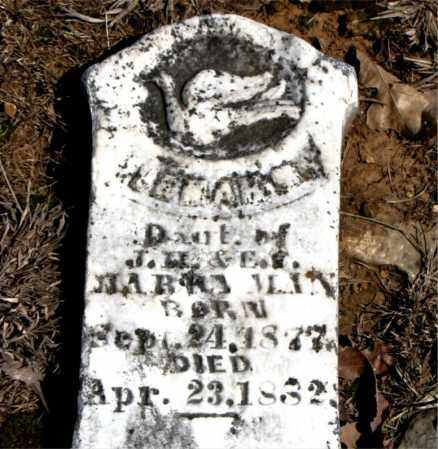 HARRYMAN, LENAH - Carroll County, Arkansas | LENAH HARRYMAN - Arkansas Gravestone Photos