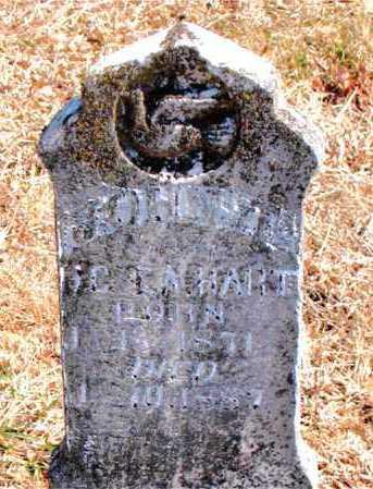 HART, JOHN T. - Carroll County, Arkansas   JOHN T. HART - Arkansas Gravestone Photos