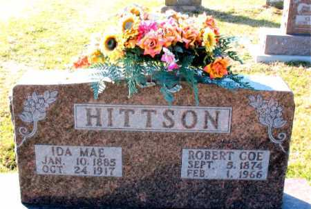 HITTSON, IDA  MAE - Carroll County, Arkansas | IDA  MAE HITTSON - Arkansas Gravestone Photos