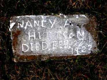 HITTSON, NANCY A. - Carroll County, Arkansas | NANCY A. HITTSON - Arkansas Gravestone Photos