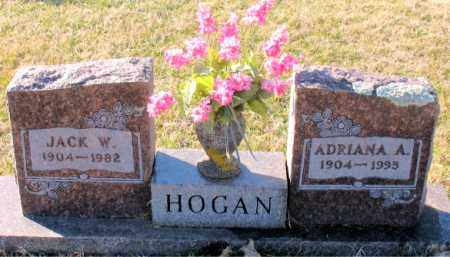 HOGAN, ADRIANA  A. - Carroll County, Arkansas | ADRIANA  A. HOGAN - Arkansas Gravestone Photos