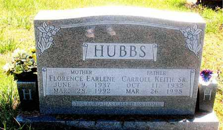 HUBBS, CARROLL KEITH - Carroll County, Arkansas | CARROLL KEITH HUBBS - Arkansas Gravestone Photos