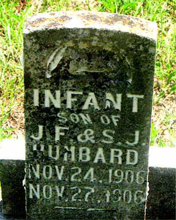 HUMARD, INFANT SON - Carroll County, Arkansas | INFANT SON HUMARD - Arkansas Gravestone Photos