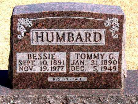 HUMBARD, TOMMY  G. - Carroll County, Arkansas | TOMMY  G. HUMBARD - Arkansas Gravestone Photos