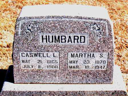 HUMBARD, MARTHA  S. - Carroll County, Arkansas | MARTHA  S. HUMBARD - Arkansas Gravestone Photos