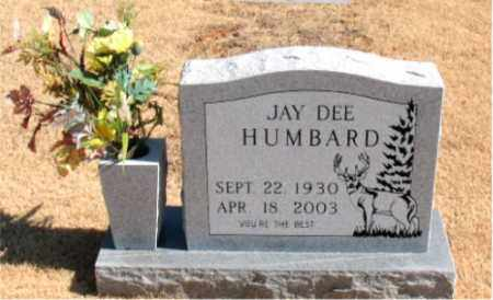 HUMBARD, JAY DEE - Carroll County, Arkansas | JAY DEE HUMBARD - Arkansas Gravestone Photos