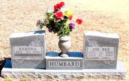 HUMBARD, JOE REX - Carroll County, Arkansas | JOE REX HUMBARD - Arkansas Gravestone Photos