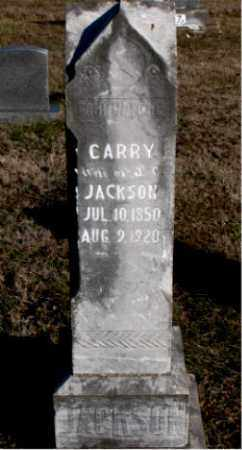 JACKSON, CARRY - Carroll County, Arkansas | CARRY JACKSON - Arkansas Gravestone Photos