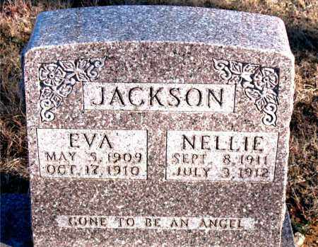 JACKSON, EVA - Carroll County, Arkansas | EVA JACKSON - Arkansas Gravestone Photos