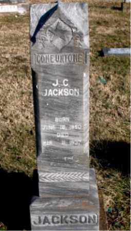 JACKSON, J.  C. - Carroll County, Arkansas | J.  C. JACKSON - Arkansas Gravestone Photos