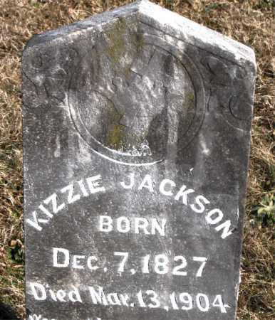 JACKSON, KIZZIE - Carroll County, Arkansas | KIZZIE JACKSON - Arkansas Gravestone Photos