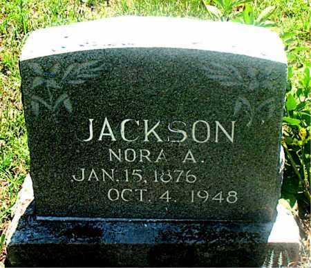 DIXON JACKSON, NORA ANN - Carroll County, Arkansas | NORA ANN DIXON JACKSON - Arkansas Gravestone Photos