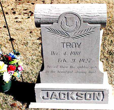 JACKSON, TROY - Carroll County, Arkansas | TROY JACKSON - Arkansas Gravestone Photos
