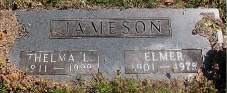 JAMESON, ELMER - Carroll County, Arkansas | ELMER JAMESON - Arkansas Gravestone Photos
