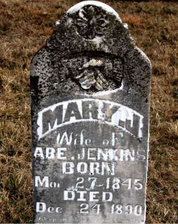 JENKINS, MARY J. - Carroll County, Arkansas | MARY J. JENKINS - Arkansas Gravestone Photos