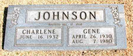 JOHNSON, GENE - Carroll County, Arkansas | GENE JOHNSON - Arkansas Gravestone Photos