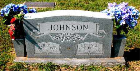 JOHNSON, BETTY  J - Carroll County, Arkansas | BETTY  J JOHNSON - Arkansas Gravestone Photos