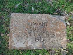 JONES, INFANT SON - Carroll County, Arkansas | INFANT SON JONES - Arkansas Gravestone Photos